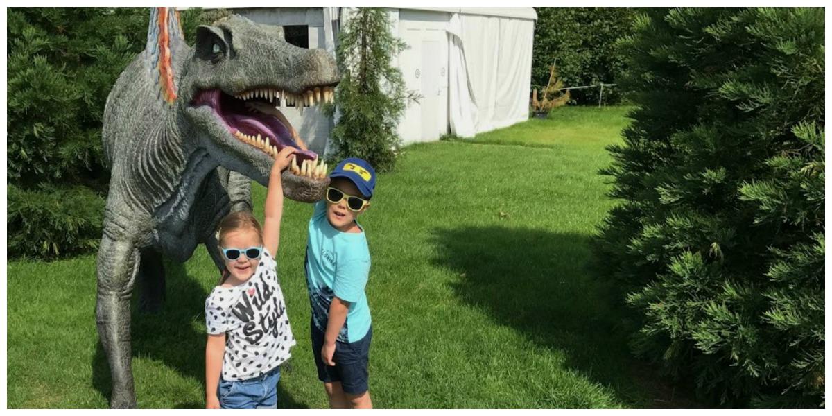 Dinopark Tenaxx ingang