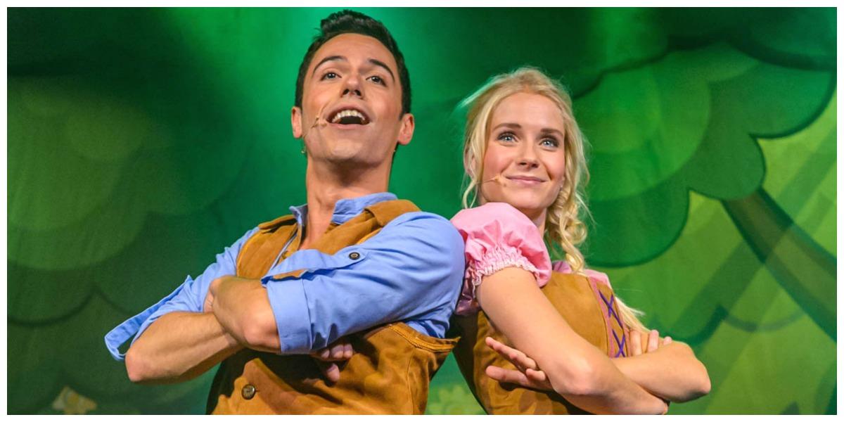 Exclusieve preview Hans en Grietje De Musical bij Julianatoren
