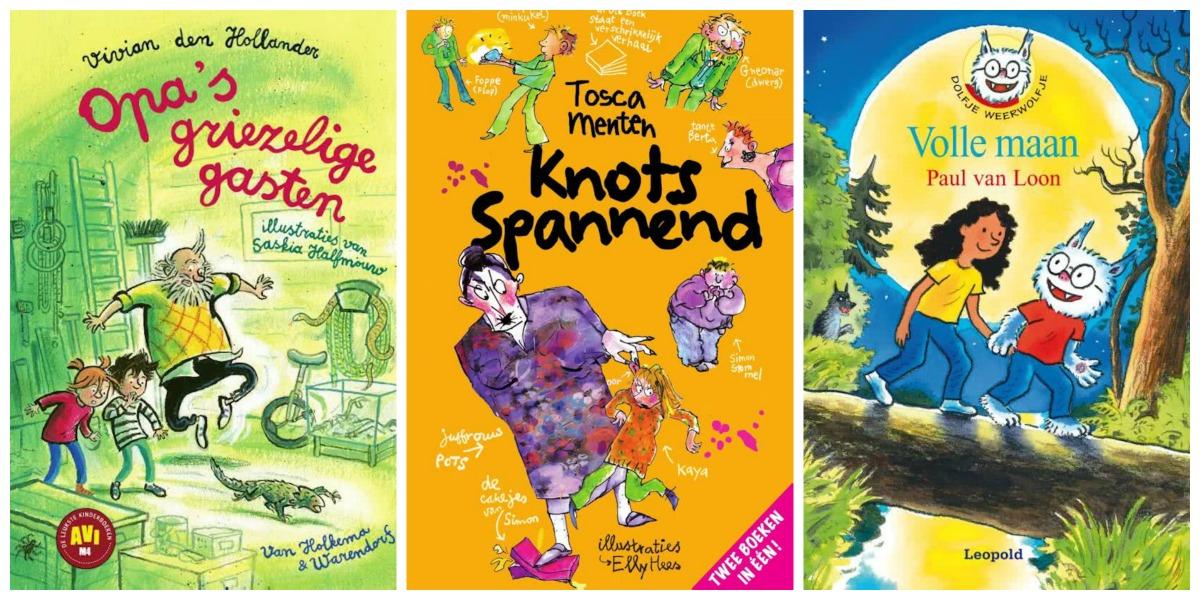 Kinderboekenweek 2017 Gruwelijk spannend