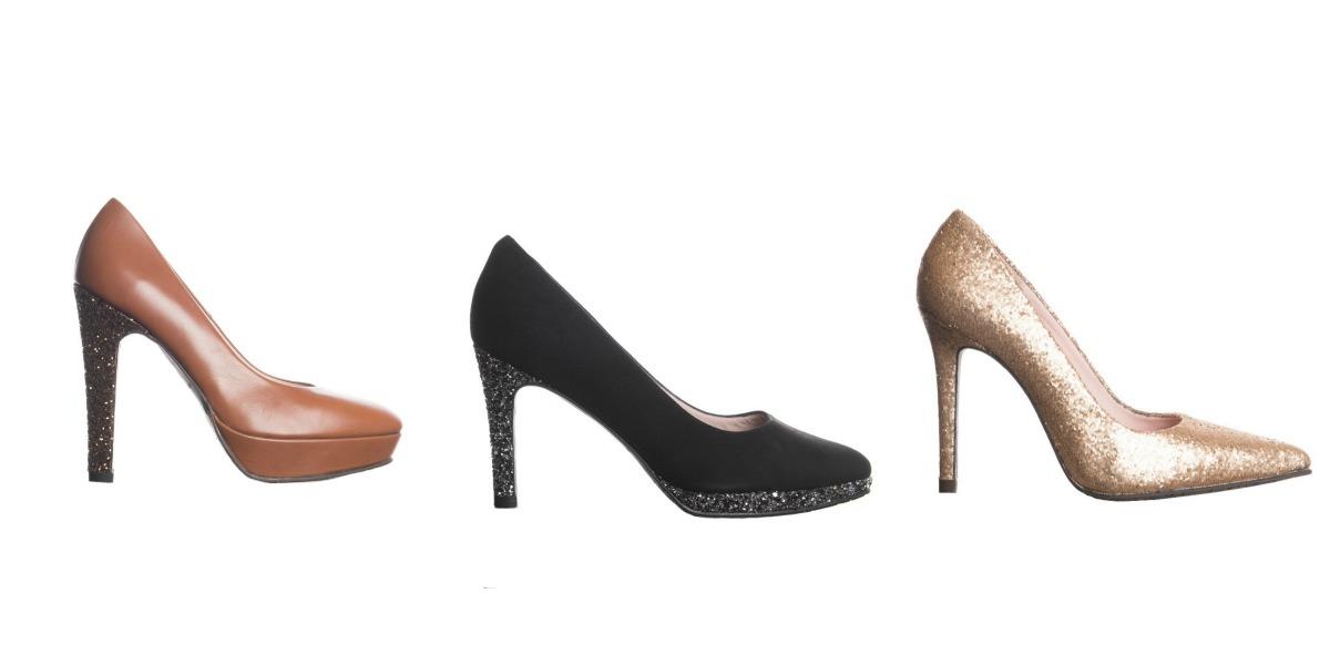 Schoenen in verschillende maten