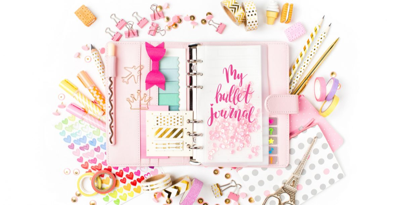 Bullet Journal spullen