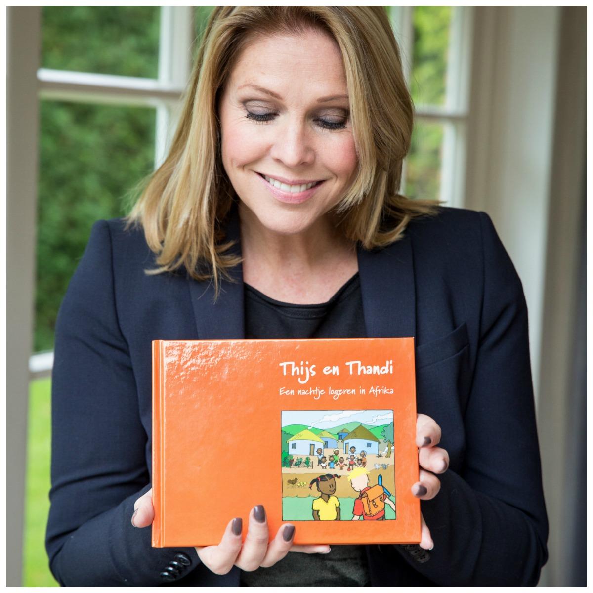 Gratis kinderboekje Mama Power