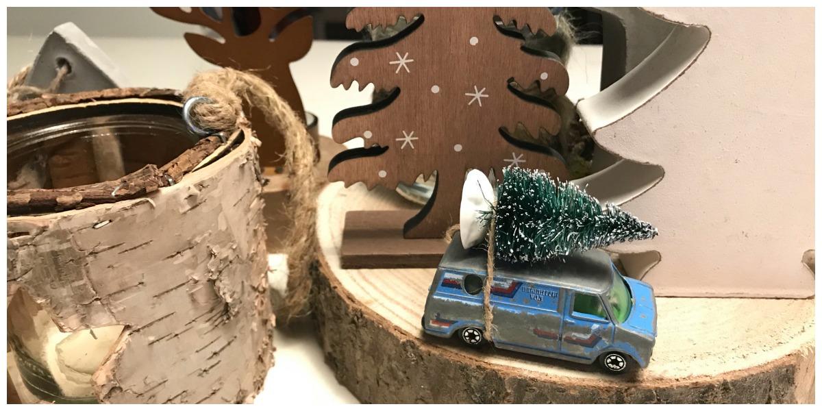 Kerstshoppen en de Kerstmarkt christmastree