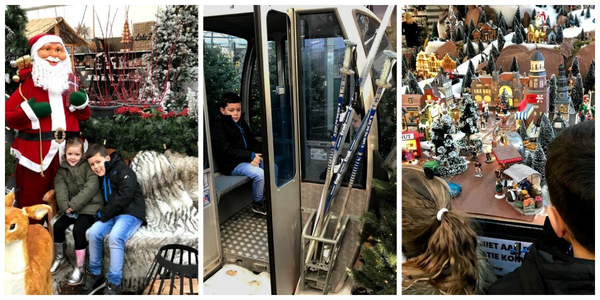 Kerstshoppen en de Kerstmarkt