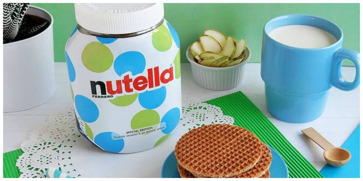 Nutella limited editon