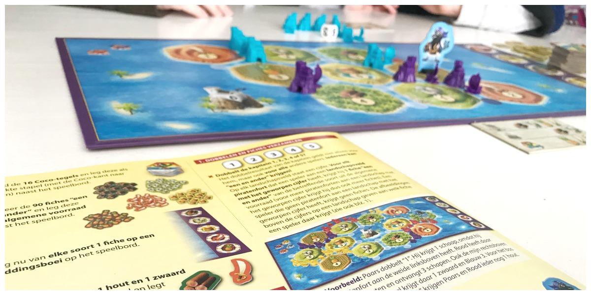 Review Kolonisten van Catan Junior - Kinderspel