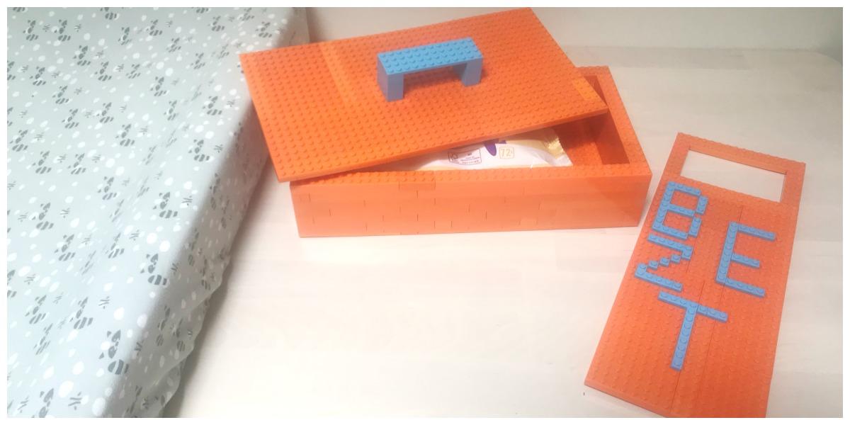 Bricks en Lego kinderfeestje