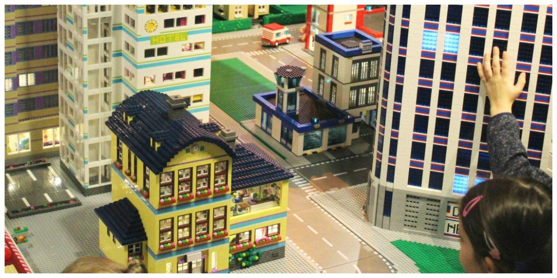 Nieuw indoor speelgedeelte in LEGOLAND Discovery Centre