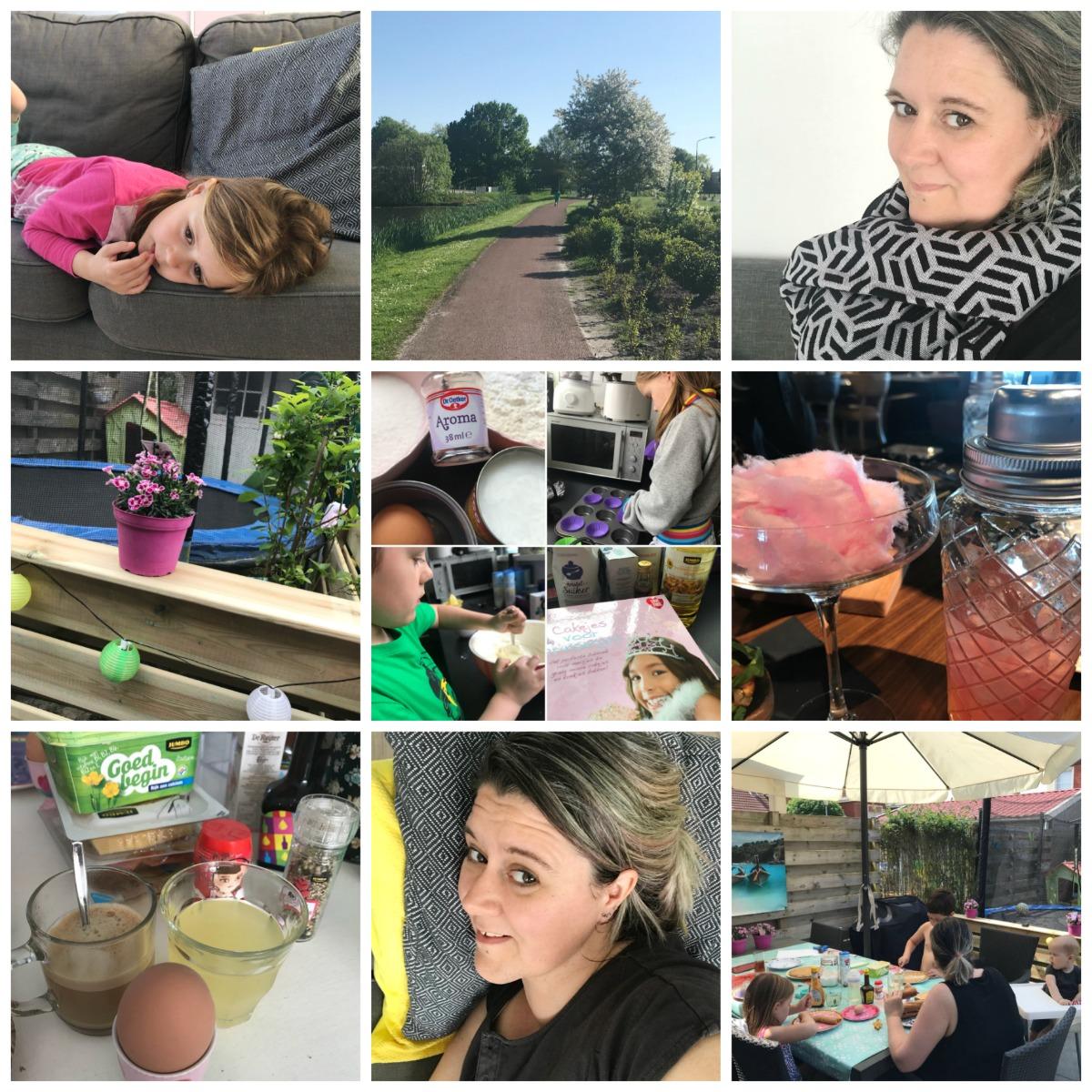 Een goede ruil, een Bloggerdate en Moederdag