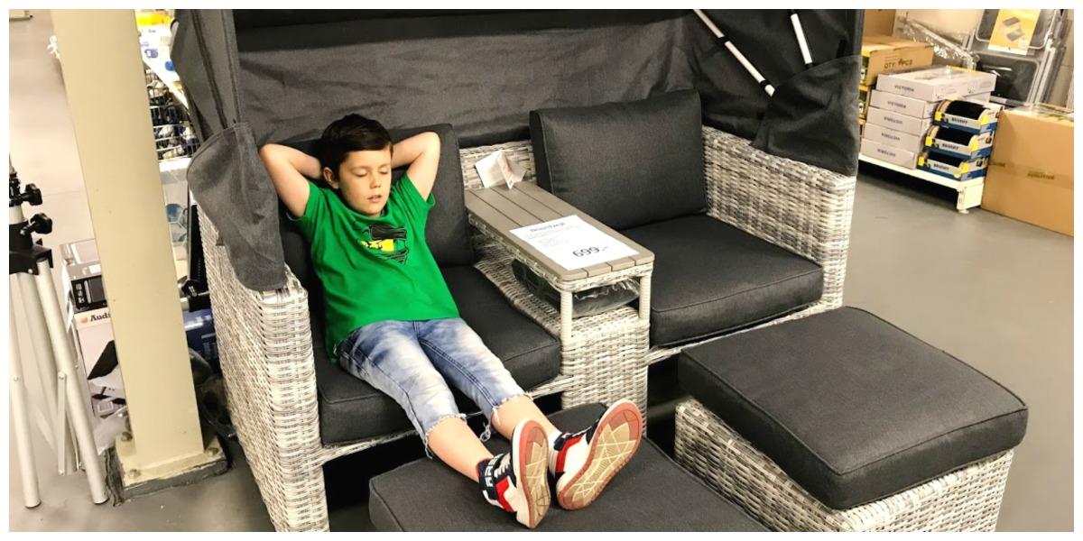 Een goede ruil, een Bloggerdate en Hemelvaart