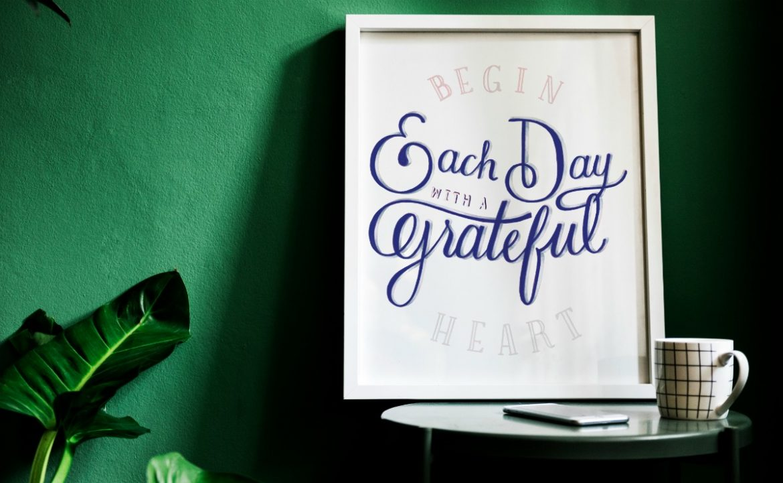 5 Dingen om dankbaar voor te zijn
