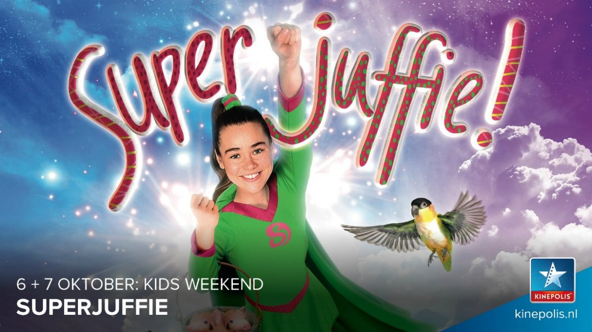 Kinepolis Kids Weekend met de film Superjuffie