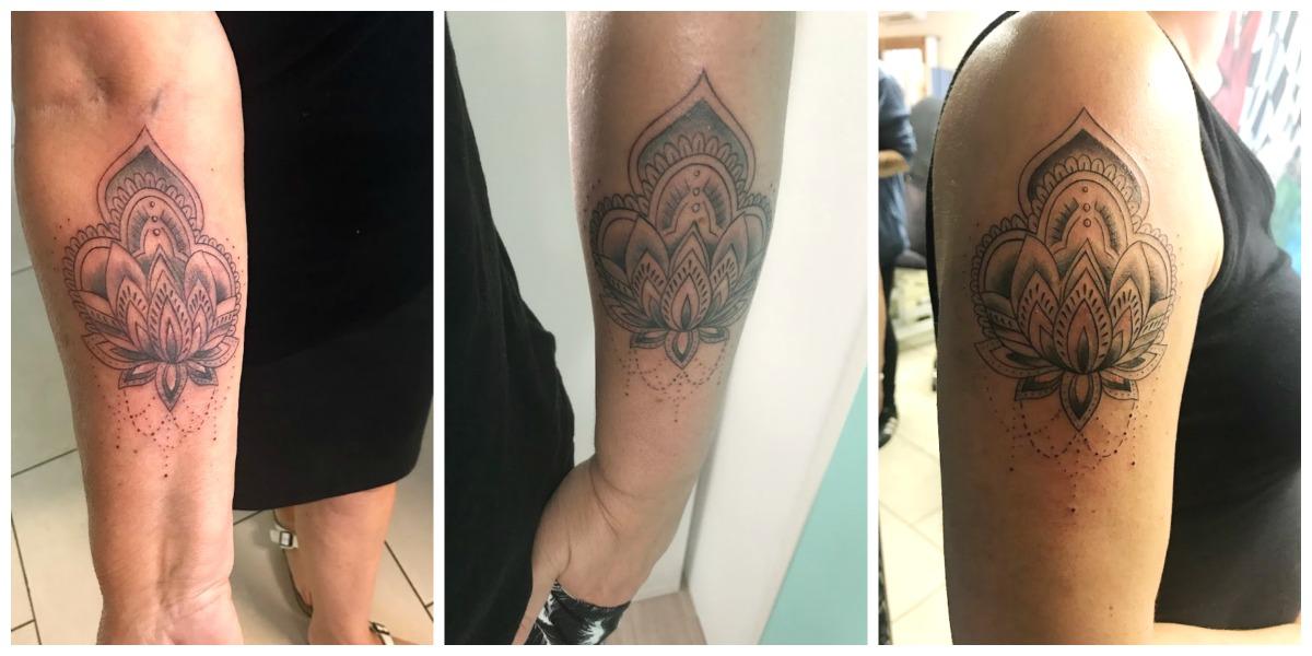 moeder dochter tatoeage