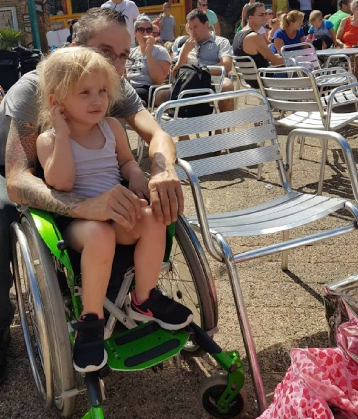 Is de Julianatoren rolstoelvriendelijk
