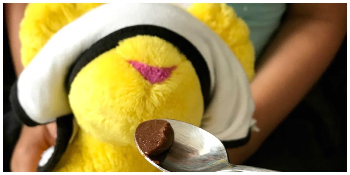 Gezond zoet broodbeleg voor kinderen