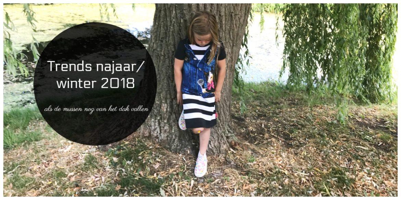 Trends najaar/winter 2018