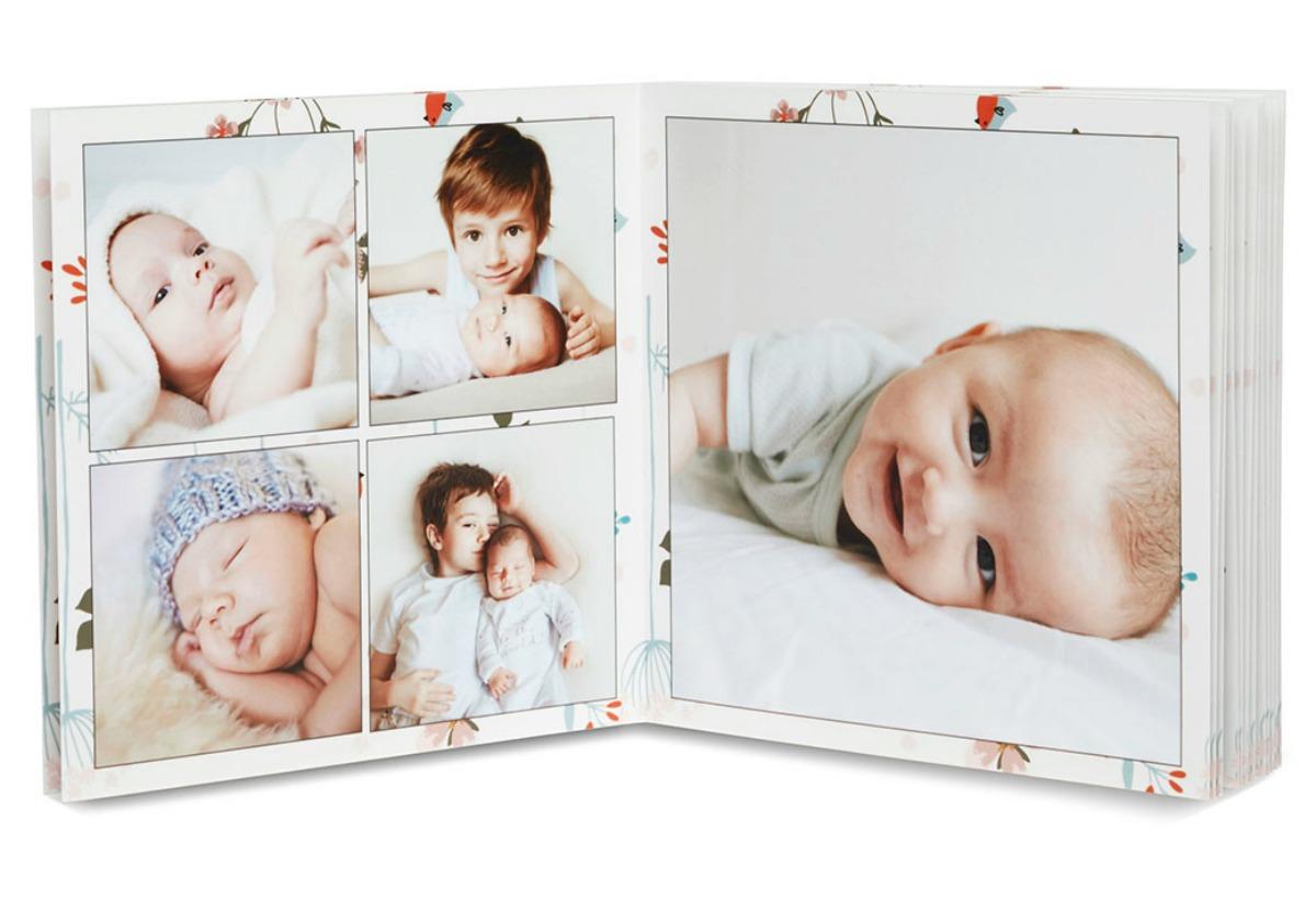 HEMA lanceert exclusieve baby fotoboeken