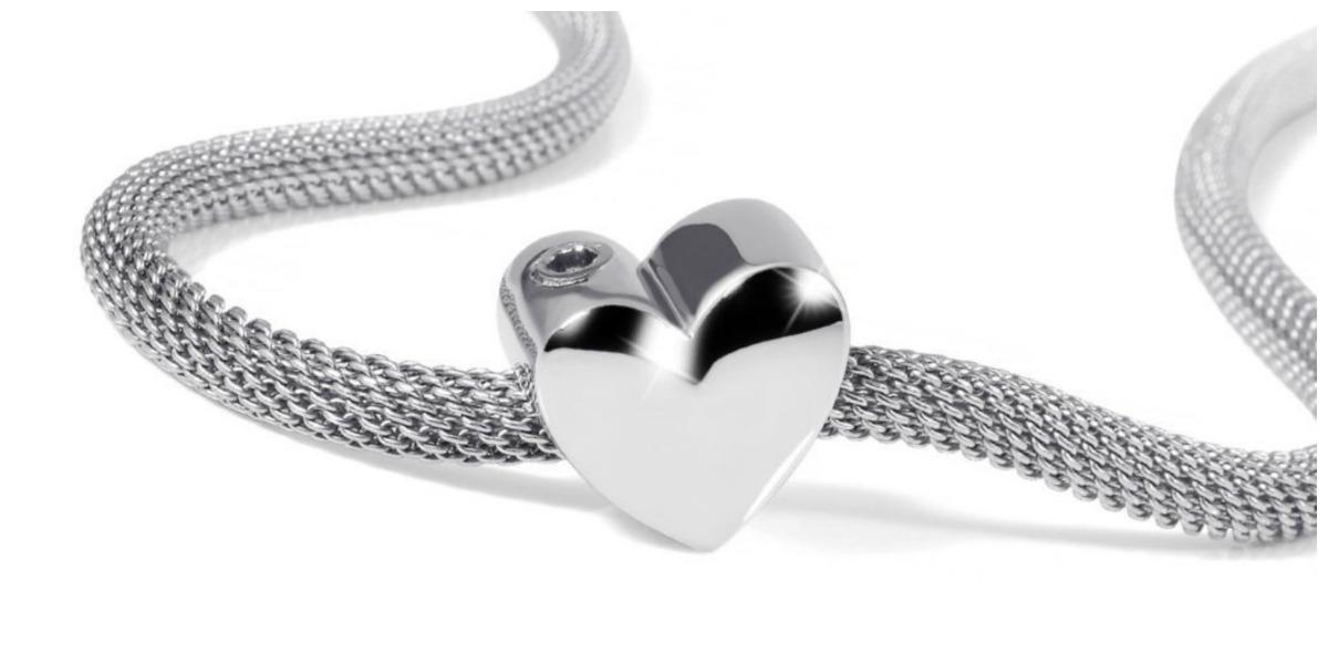 Houd je dierbare dichtbij Pandora armband met bedels