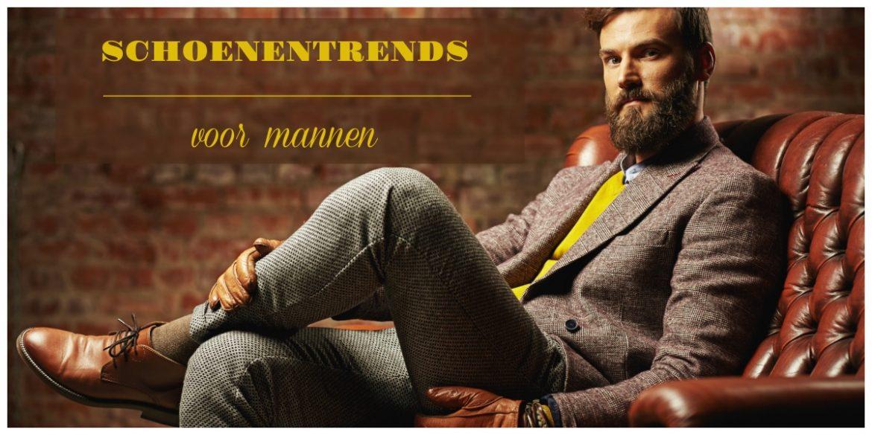 Schoenentrends voor mannen