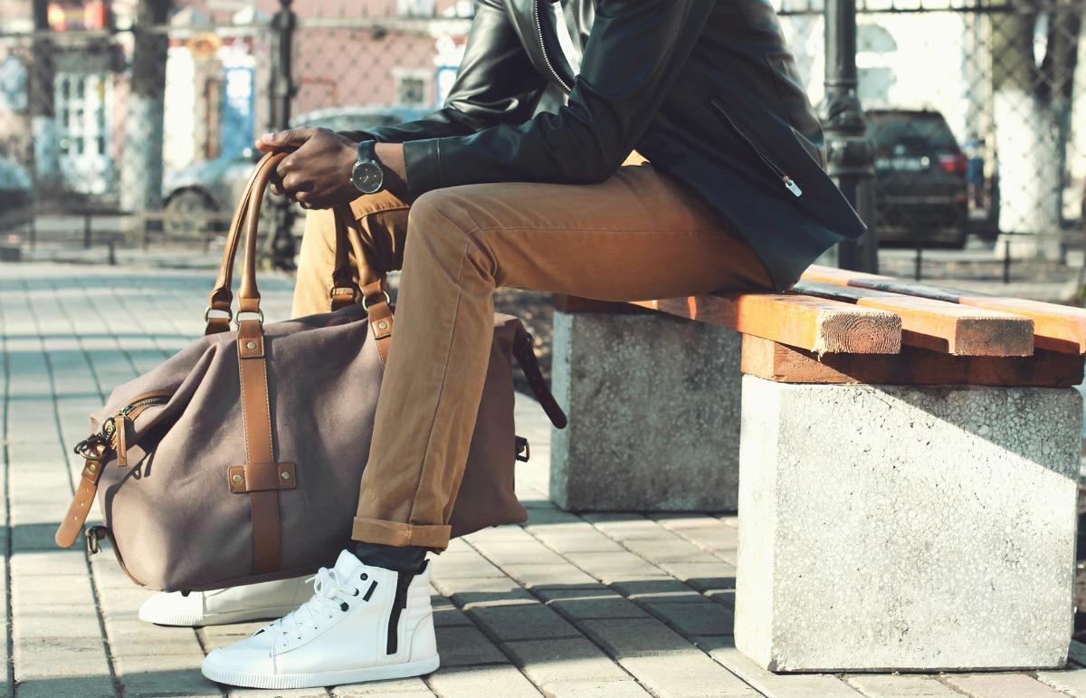 witte sneakers voor mannen