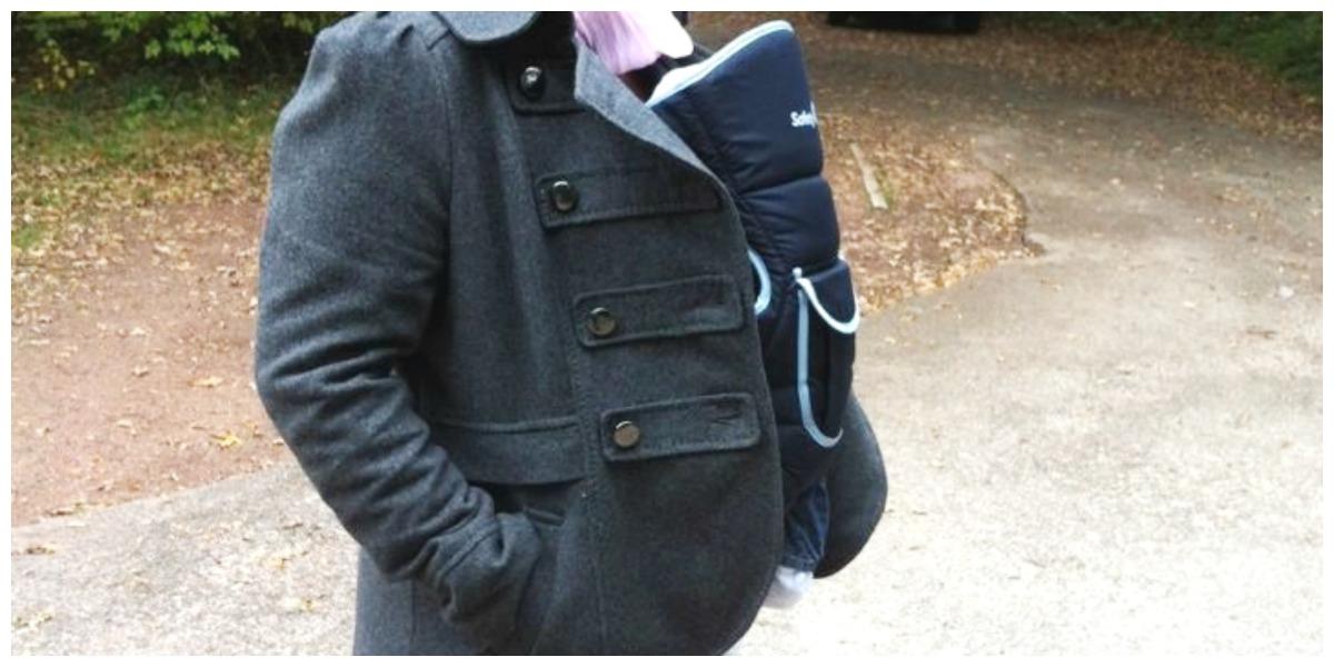 Waarom ergonomisch dragen