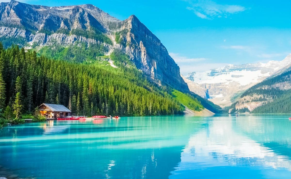 Rondreis door Canada