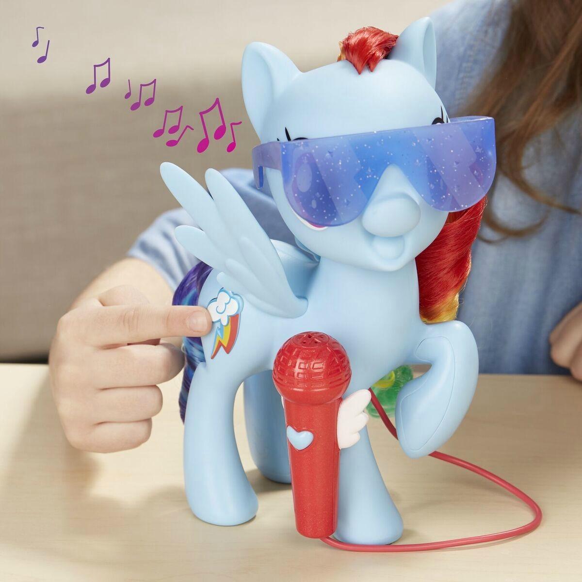 Hasbro Zingende Rainbow Dash