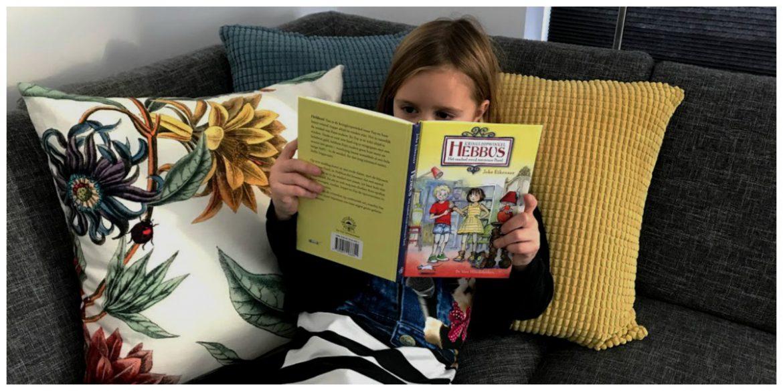 Spannend kinderboek vanaf acht jaar Hebbus