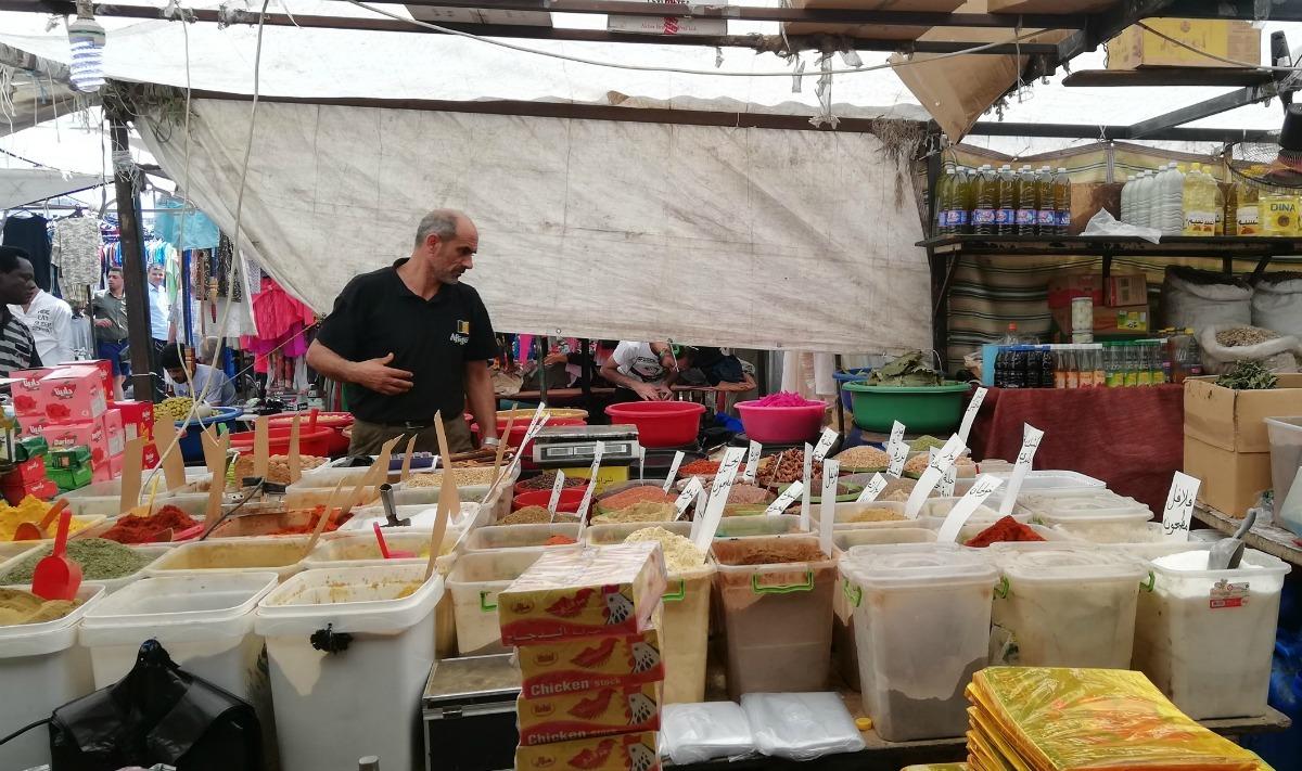 10topbestemmingen voorfoodies Souk al-Ahad Sunday Market