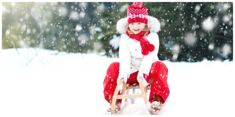 Trotseer de winter met snowboots