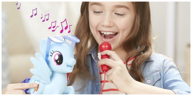 Zingende Rainbow Dash Hasbro