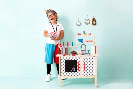 Het leukste houten speelgoed houten keukentje