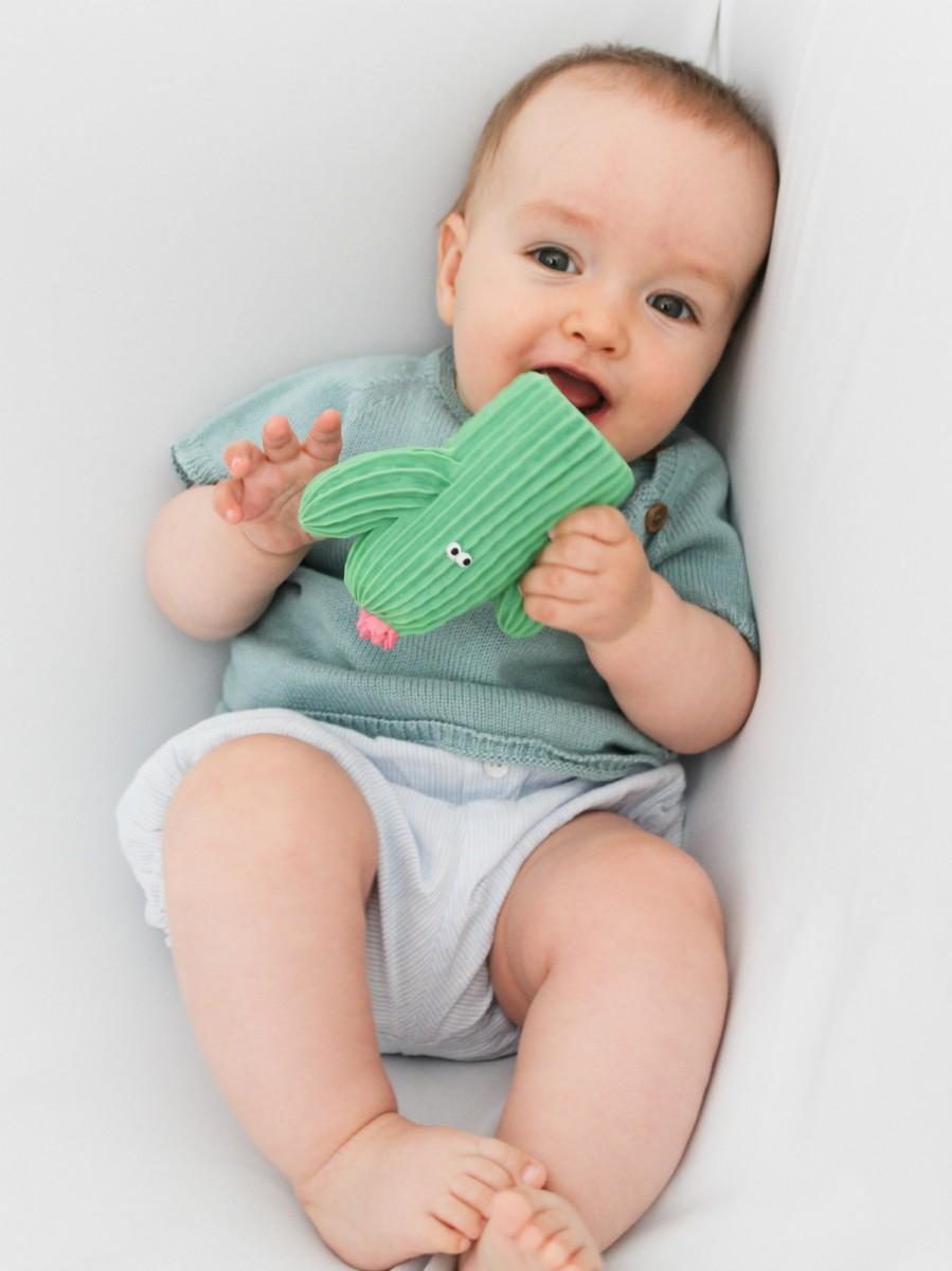 Sensory speelgoed veilig sabbelen en ontdekken