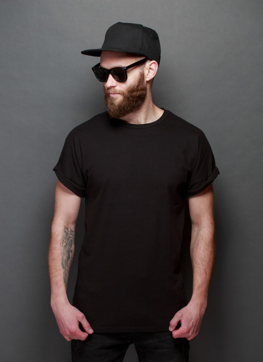 hipster handsome mannenmode musthaves basic shirt