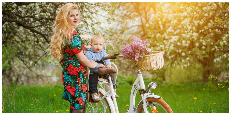 4 voordelen van een mama fiets