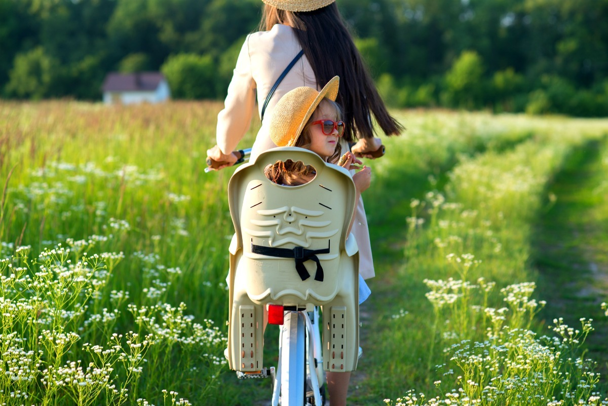 voordelen van een mama fiets, moederfiets of familie fiets