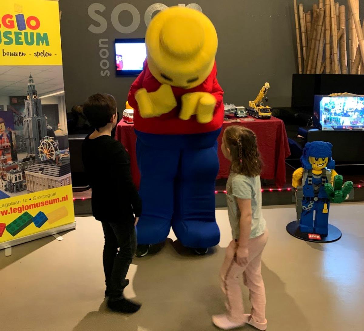 Legiomuseum Grootegast Kinepolis Kids Weekend