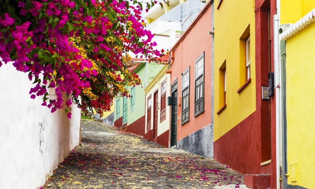 Santa Cruz, La Palma, Waarom de Canarische Eilanden eiland vakantie
