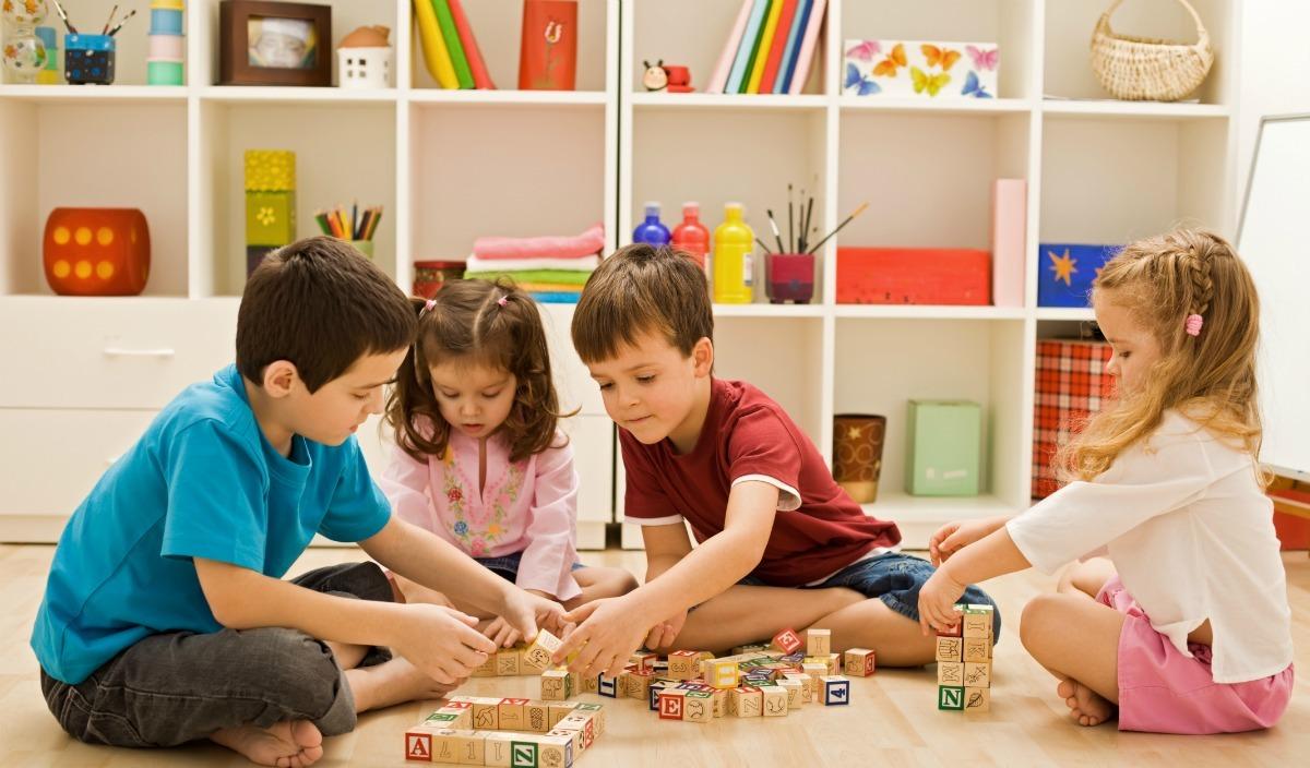 samen spelen, samen leren, Spelend leren voor kinderen