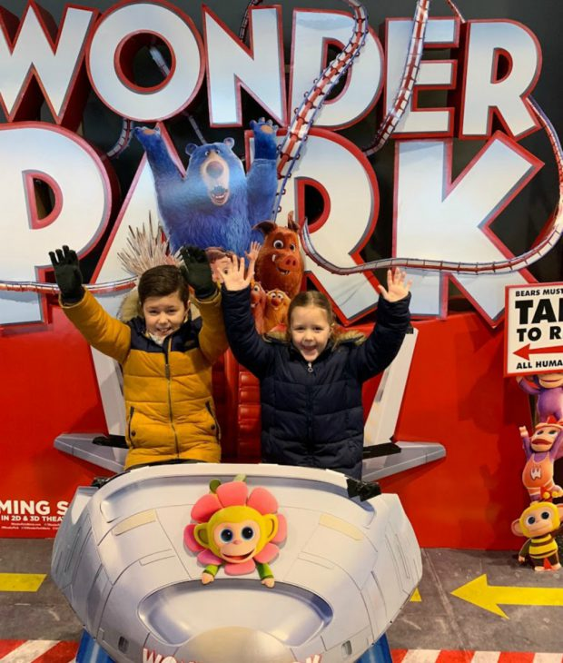 Kinepolis Kids Weekend | Wonderpark | Nickelodeon movie