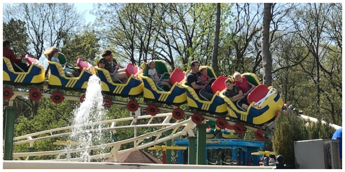 Jules Rollerskates, Nieuwe attractie in Kinderpretpark Julianatoren