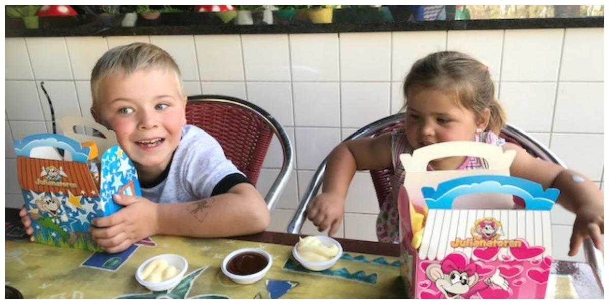 Kidsbox met puzzel, Nieuwe attractie in Kinderpretpark Julianatoren