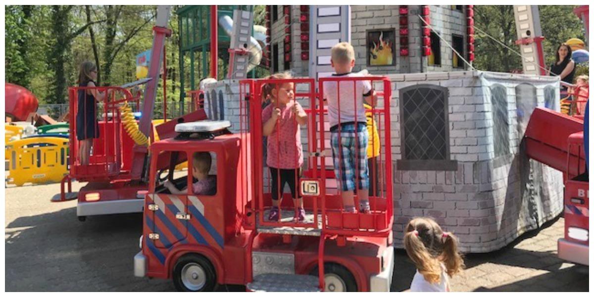 Nieuwe attractie in Kinderpretpark Julianatoren