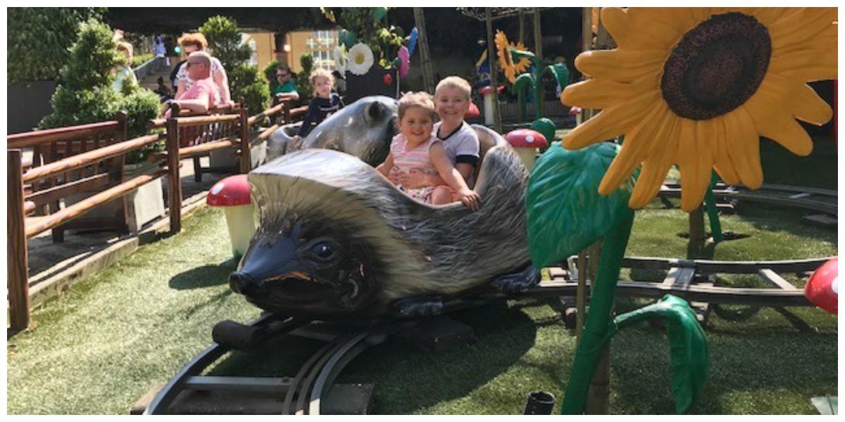 attracties voor jonge kinderen, Nieuwe attractie in Kinderpretpark Julianatoren