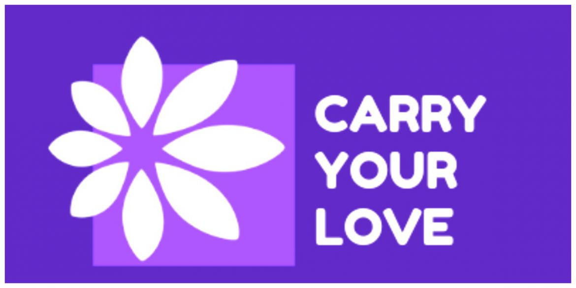 Carry Your Love - het eerste draagevenement in Nederland