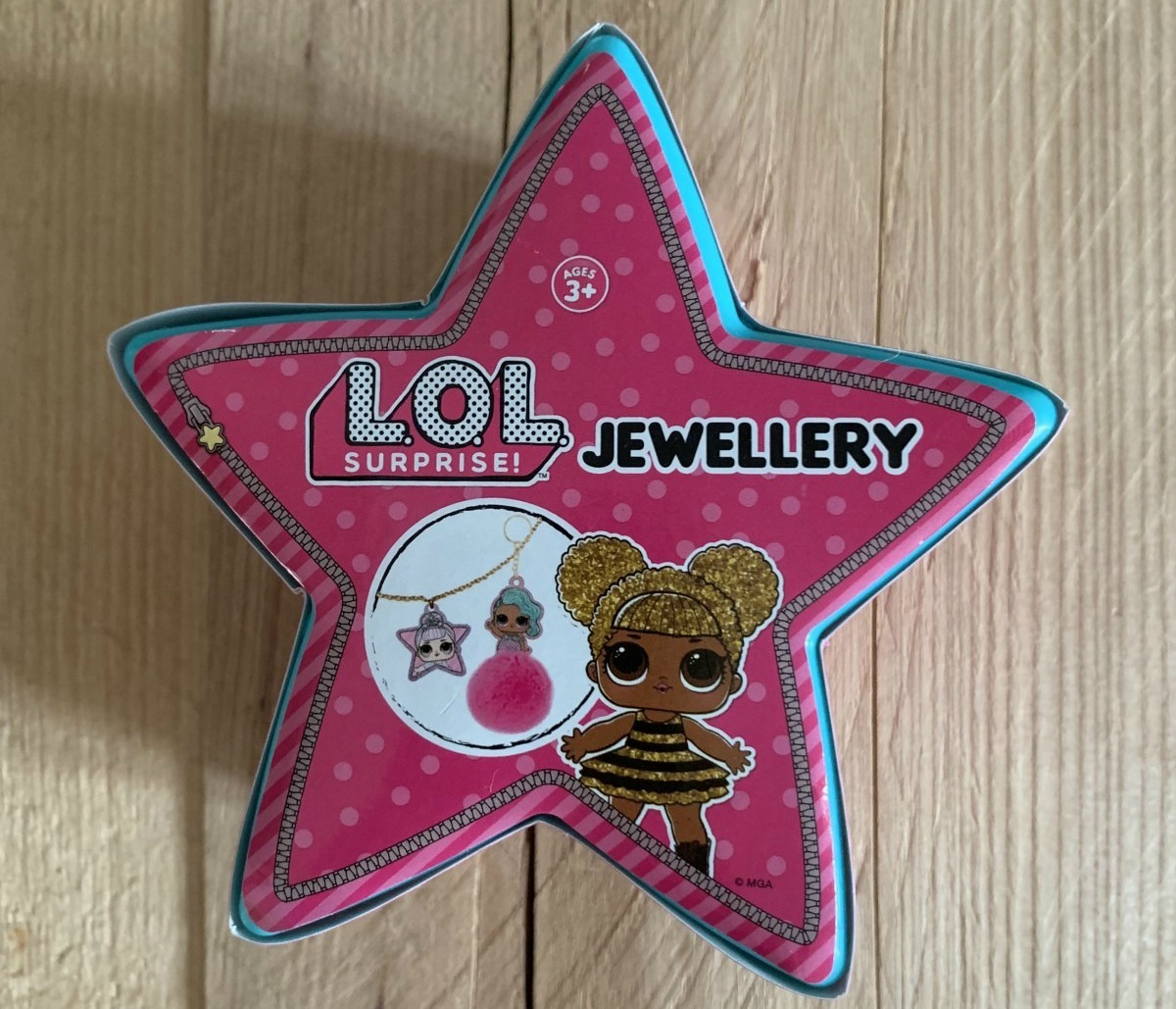 LOL verrassingsster Jewellery, lol verrassings ster