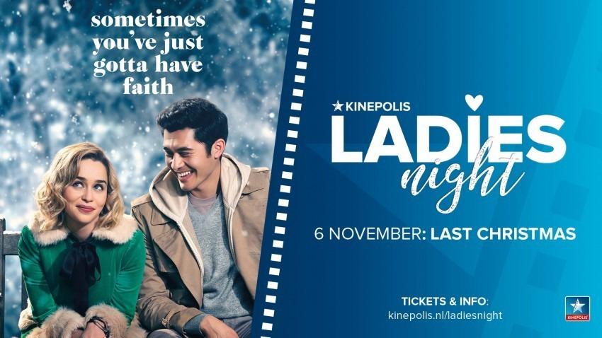 Ladies night kinepolis november