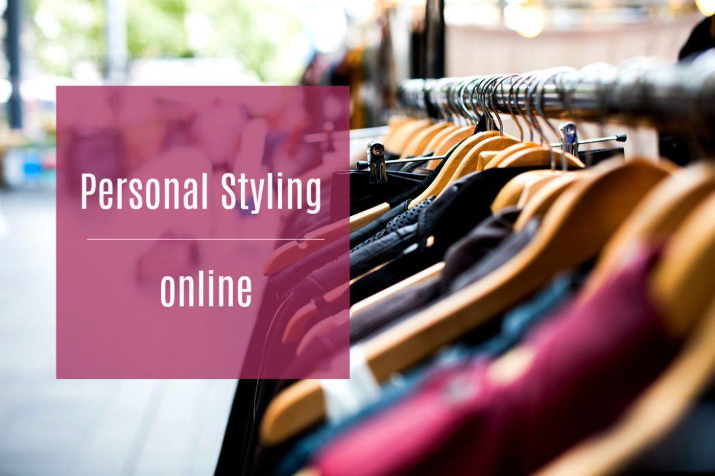 Waarom personal styling online?