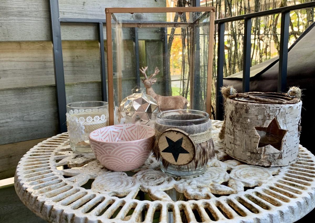 Herfst klaar maken van je tuin, terrasoverkapping aan het huis