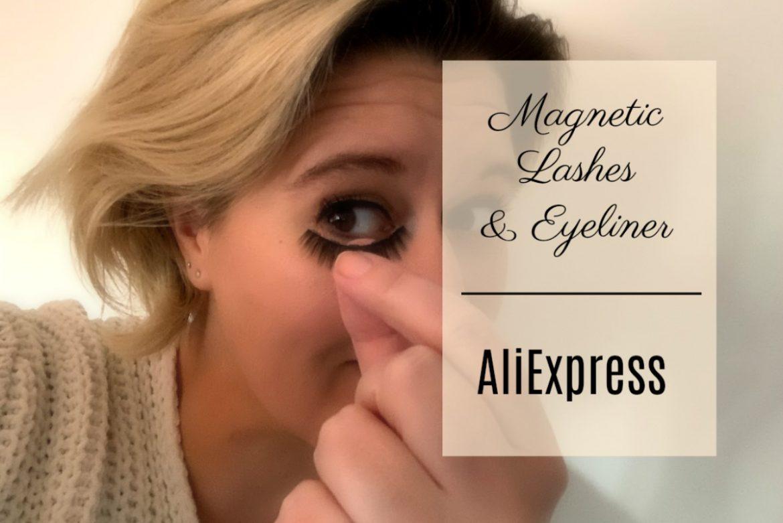 eyeliner magnetisch Magnetic Lashes AliExpress